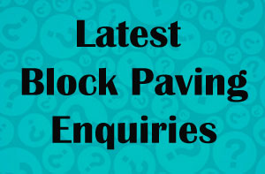 Greater London Block Paver Enquiries