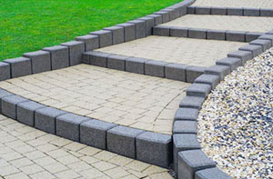 Path Block Paving Near Yate Gloucestershire