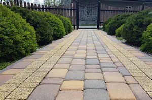 Path Block Paving Near UK